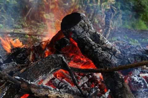 火の無い所に煙は立たぬ-1